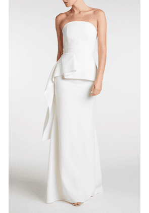 Galloway Gown - 6 / White