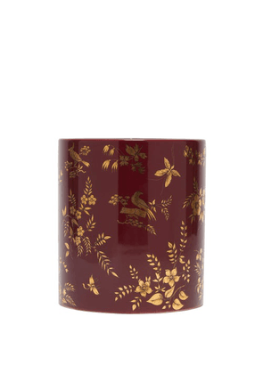 Fornasetti - Coromandel Otto-scented Extra-large Candle - Red