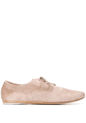 Marsèll textured lace-up shoes - Brown