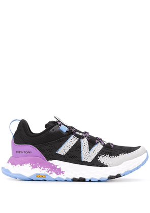 New Balance colour blocked low top sneakers - Black