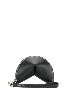 Paul Smith fortune cookie pouch - Black