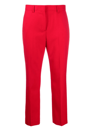 Paul Smith slim-fit trousers - Red