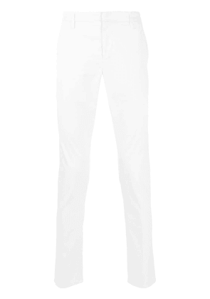 Dondup slim fit chino trousers - Grey