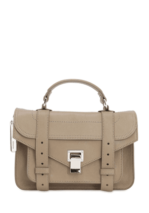 Ps1 Tiny Leather Bag