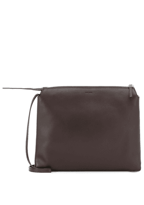 Nu Twin Small leather crossbody bag