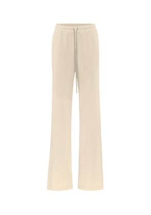 DRKSHDW cotton-jersey trackpants