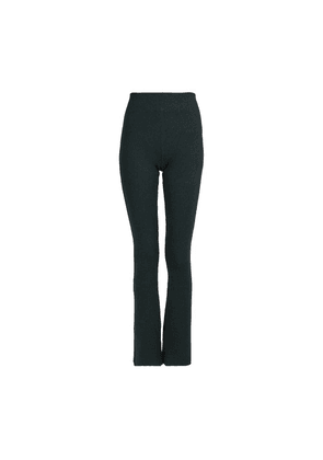 Patedef flared trousers
