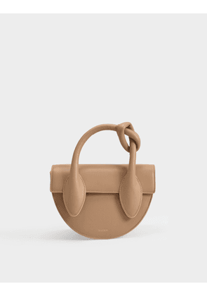 Dolores Bag in Brown Leather