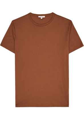 Reiss Bless - Crew Neck T-shirt in Copper, Mens, Size XS
