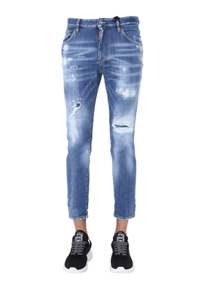 dsquared jeans boot cut