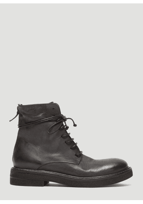 Marsèll Parrucca High Leather Boots in Black size EU - 36