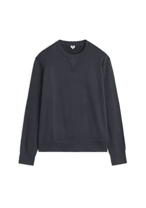 French Terry Sweatshirt - Grey