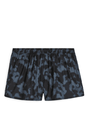 Running Shorts - Grey