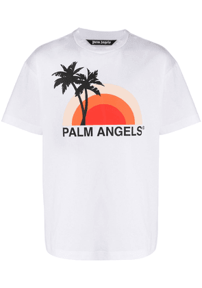 T-shirt With Stamp