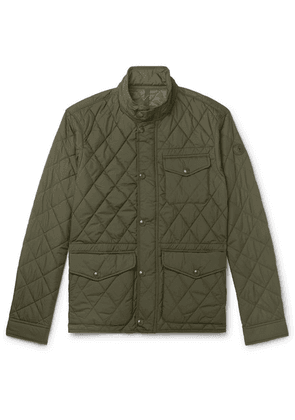Polo Ralph Lauren - Quilted Shell Jacket - Green