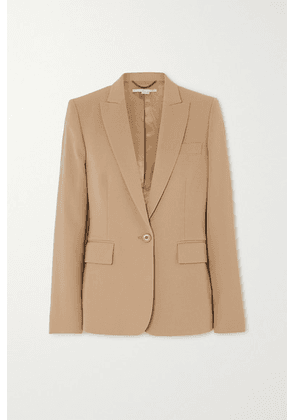 Stella McCartney - Wool-blend Twill Blazer - Beige