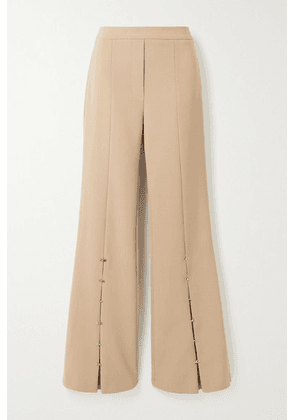 Ellery - Spartans Woven Flared Pants - Sand