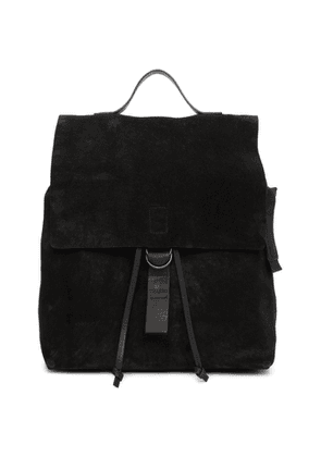 Marsell Black Suede Cartaino Backpack