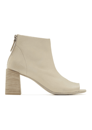 Marsell Beige Stuzzico Sandal Boots
