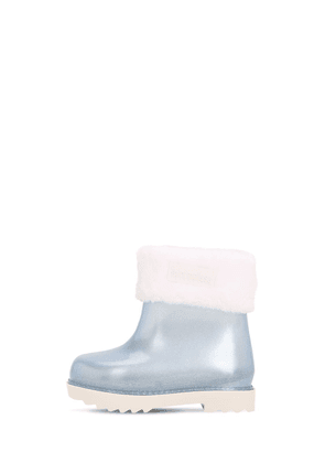 Glitter Scented Rubber Boots