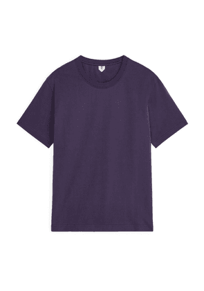 Heavyweight T-Shirt - Purple