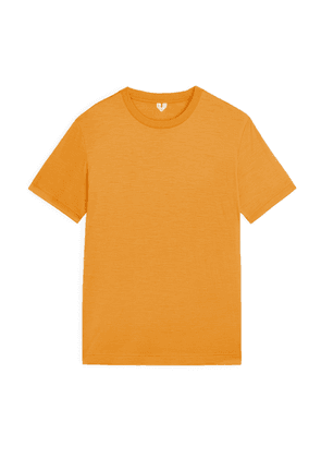 Merino T-Shirt - Yellow