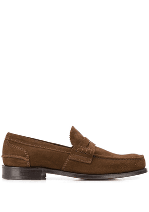 Church's penny loafers - Brown