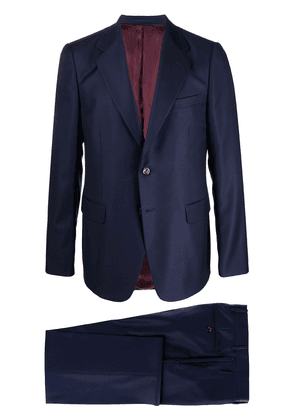 Gucci two-piece formal suit - Blue