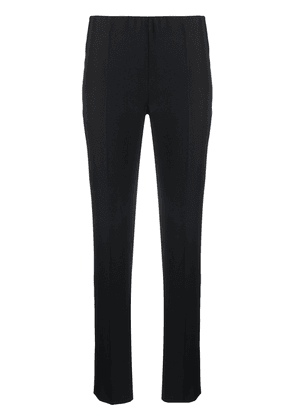 P.A.R.O.S.H. mid-rise slim fit trousers - Black