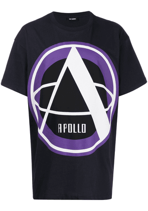 Raf Simons Apollo T-shirt - Blue