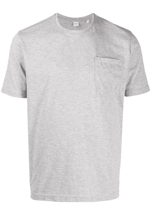 Aspesi chest pocket relaxed-fit T-shirt - Grey
