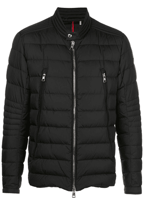 Moncler quilted down jacket - Black