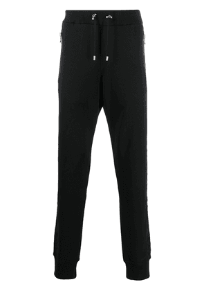 Balmain drawstring track trousers - Black