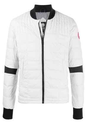 Canada Goose Dunham padded jacket - Grey