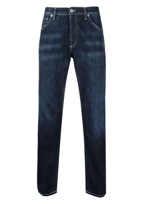 Dondup distressed slim-fit jeans - Blue