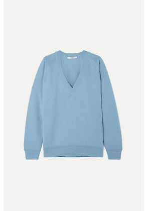 Givenchy - Wool And Cashmere-blend Sweater - Blue