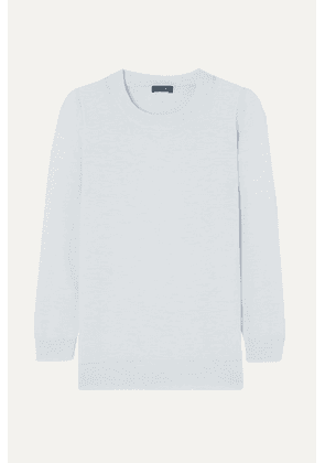 J.Crew - Tippi Wool Sweater - Light gray
