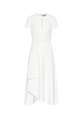 Ardmore crêpe midi dress