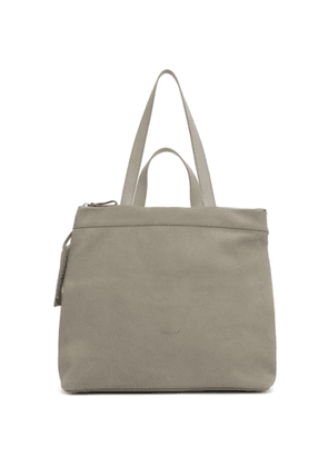 Marsell Taupe Suede Tote