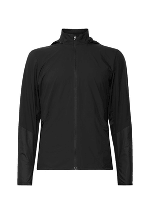 Lululemon - Active Reflective-trimmed Glyde Hooded Jacket - Black