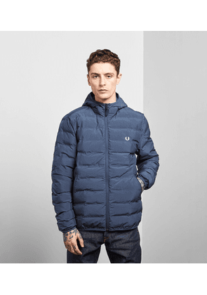 Fred Perry Padded Brentham Jacket, Navy blue