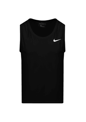 NikeTraining Dri Fit Logo Vest T Shirt Black