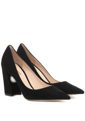 Miri suede pumps