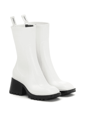 Betty 50 PVC ankle boots