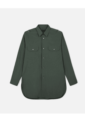 Stella McCartney Green Stanley Shirt, Men's, Size 15