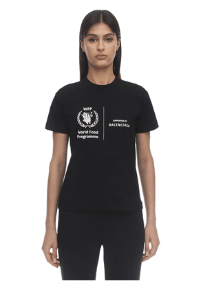 Wfp Fitted Vintage Jersey T-shirt