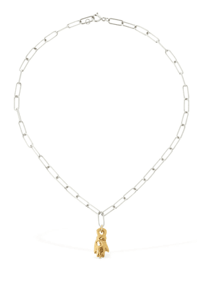 The Hand Of Protection Necklace