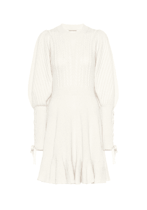 Renee wool and cashmere dress