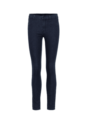 925 mid-rise skinny jeans