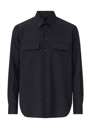 Norman Fine Comfort Wool Shirt